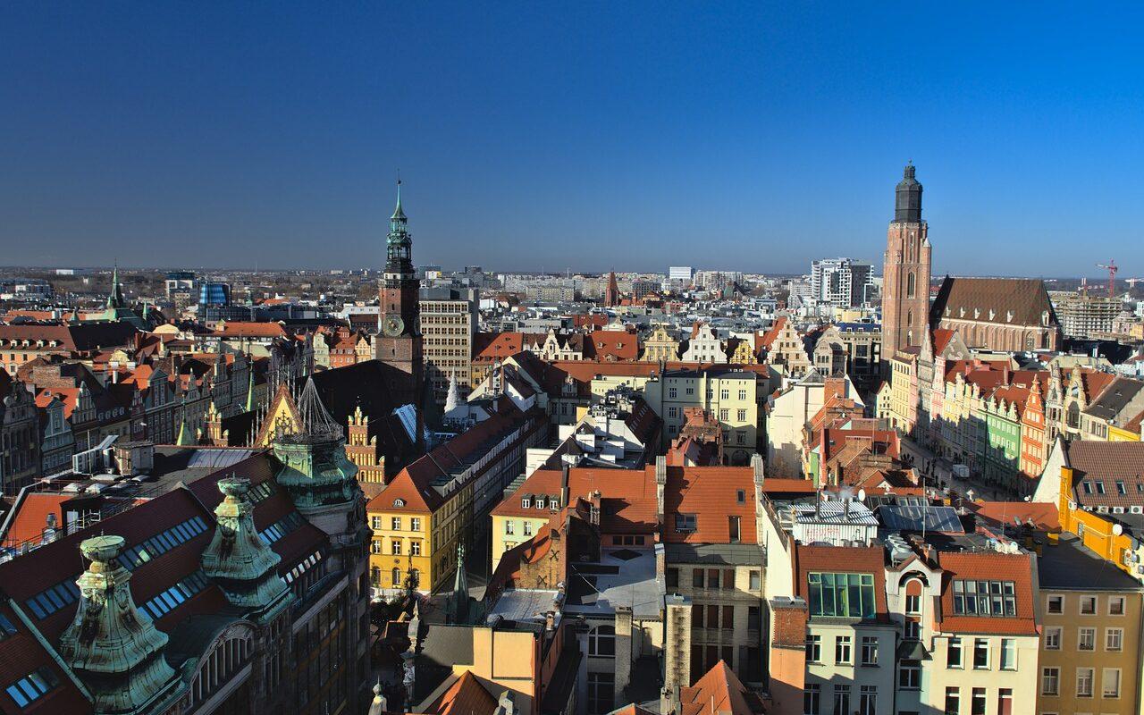 Wrocławskie skarby: ratusz