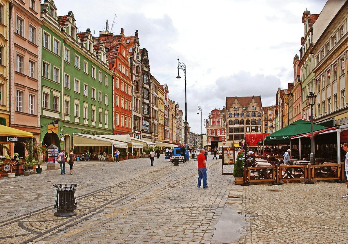 Spacerkiem przez wrocławskie Stare Miasto
